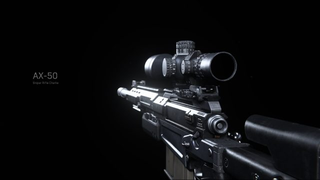 best Call of Duty: Warzone Sniper loadout