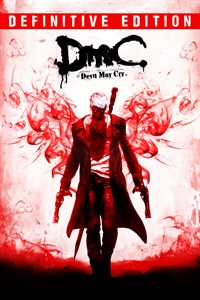 Box art - DmC Devil May Cry: Definitive Edition