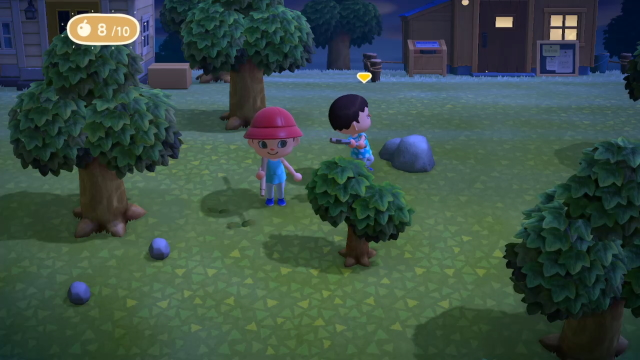 do rocks come back in Animal Crossing: New Horizons
