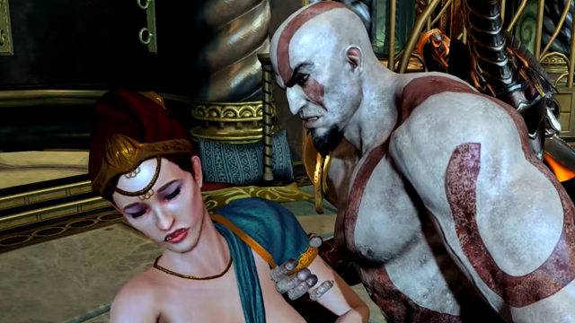 god of war misogynist