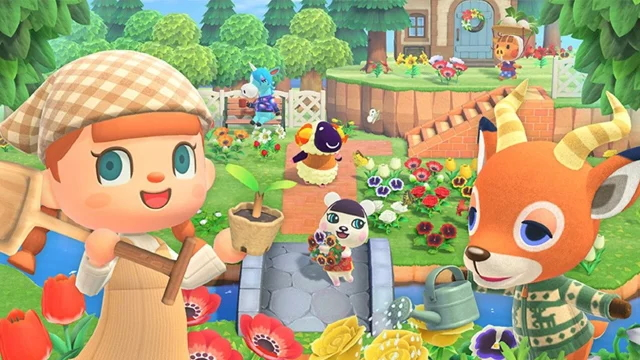 how to change eyebrows in Animal Crossing: New Horizons