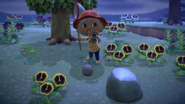 how to go to Spider Island in Animal Crossing: New Horizons