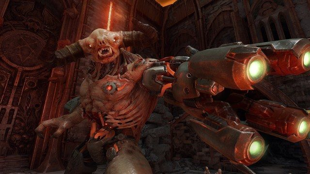 how to save in Doom Eternal