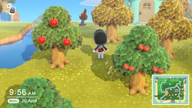 Are my trees dying in Animal Crossing: New Horizons