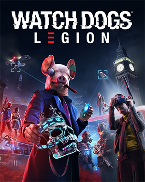 Box art - Watch Dogs: Legion