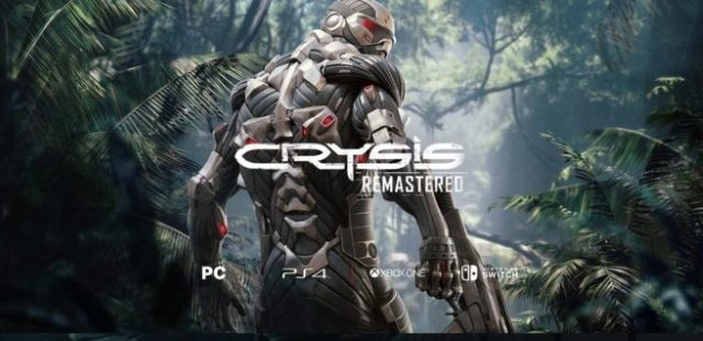 Crysis remastered switch release date