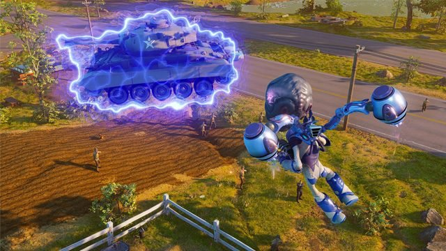 Destroy All Humans Remake Nintendo Switch release date