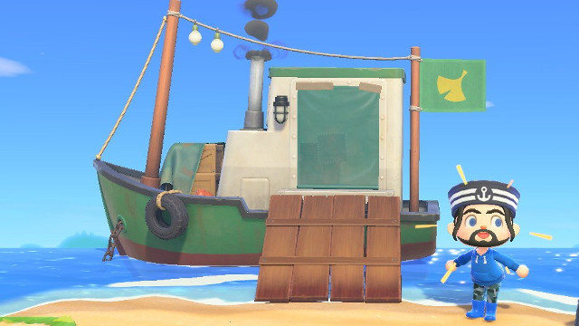 How to get a boat in Animal Crossing: New Horizons secret beach