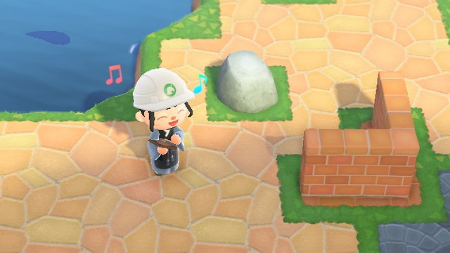 How to move rocks in Animal Crossing: New Horizons cover