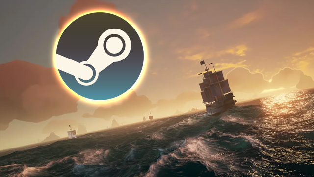Sea of Thieves Steam release sailing