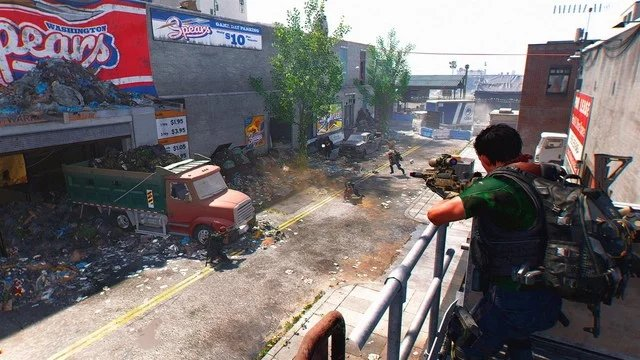 The Division 2 1.21 update