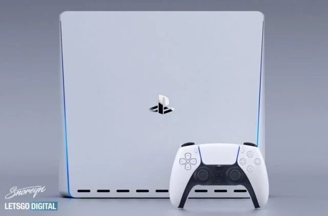 Is the PS5 going to be white