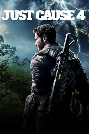 Box art - Just Cause 4
