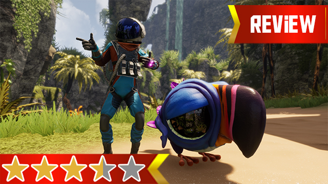 Journey to the Savage Planet Hot Garbage DLC Review | Resourceful recycling