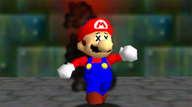 Super Mario 64 hacks fix 20-year-old broken texture and input lag