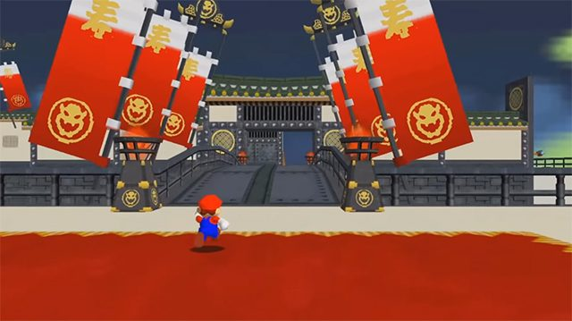 Super Mario Odyssey 64 puts an old coat of paint on a new game