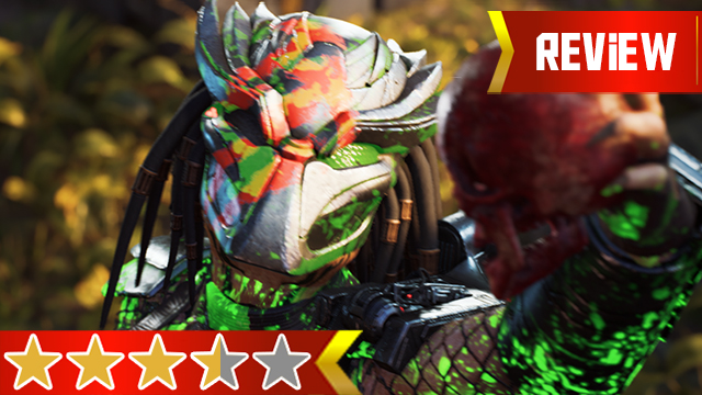 Predator: Hunting Grounds Review   One OK-looking motherf****r
