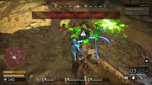 Predator: Hunting Grounds Self-Destruct Defuse | How to get the That Was Close... trophy