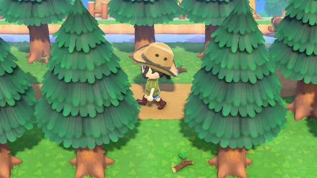 Animal Crossing's popularity hiking