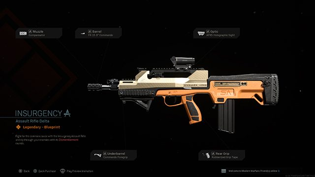 Call of Duty Modern Warfare Dismemberment Rounds | What guns have them?