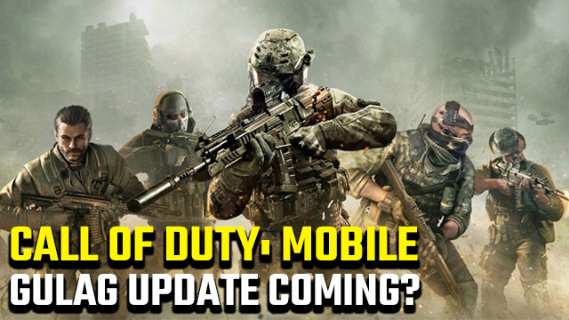 Call of Duty: Mobile Gulag