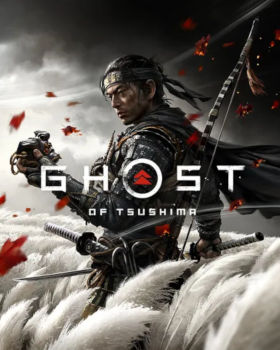 Box art - Ghost of Tsushima