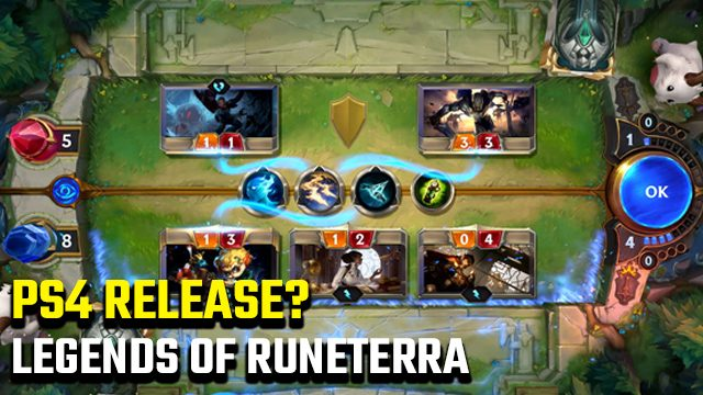 Legends of Runeterra PS4