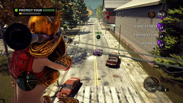 Saints Row: The Third Remastered Review | Un remaster di terza categoria