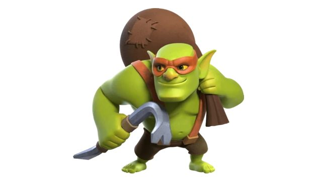 Sneaky Goblin Clash of Clans
