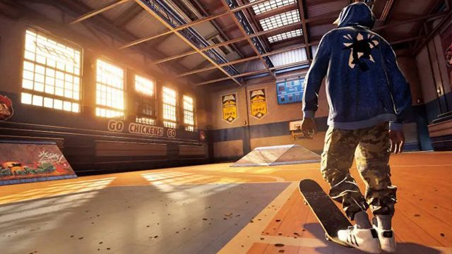 Tony Hawk's Pro Skater Remastered Nintendo Switch