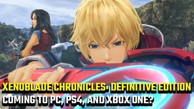 Xenoblade Chronicles: Definitive Edition PS4