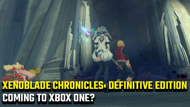 Xenoblade Chronicles Definitive Edition Xbox One