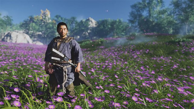 Ghost of Tsushima customization lets you specialize your playstyle and armor