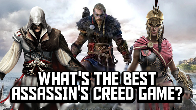 Gr Debates What S The Best Assassin S Creed Game Gamerevolution