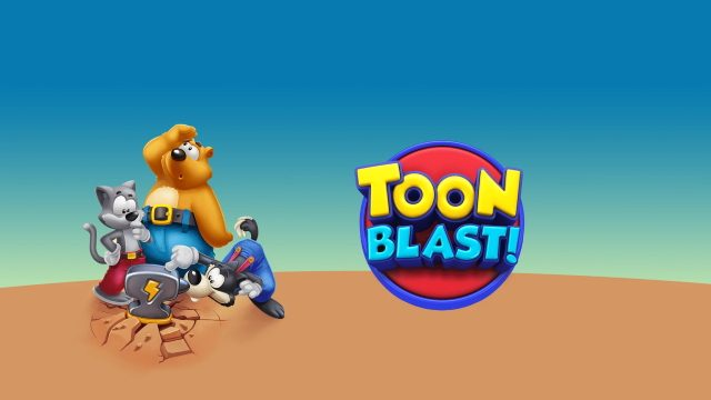 how many levels are in Toon Blast