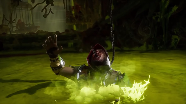 Mortal Kombat 11 Stage Fatalities | How to perform them