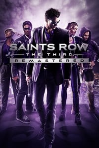 Box art - Saints Row: The Third Remastered