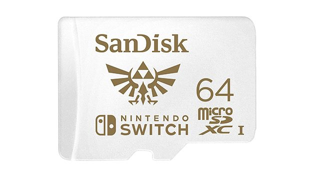 Best Nintendo Switch SD cards