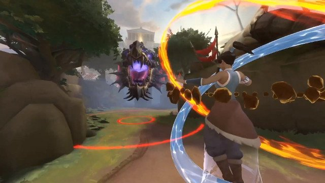 Avatar: The Last Airbender Smite battle pass Korra