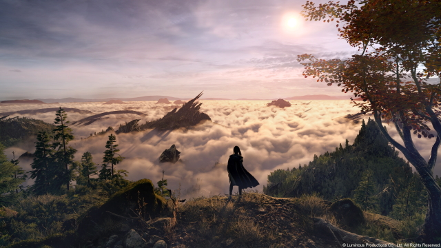 Is Project Athia a new Final Fantasy game