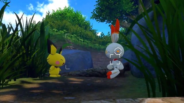 New Pokemon Snap Nintendo Switch release date