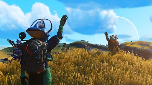 No Man's Sky 2.55 update