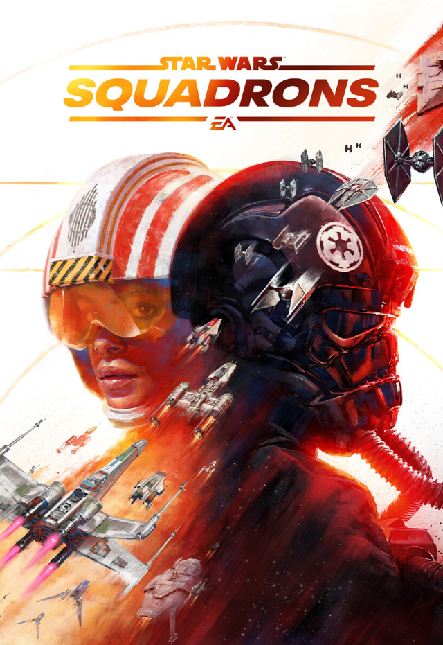 Box art - Star Wars: Squadrons