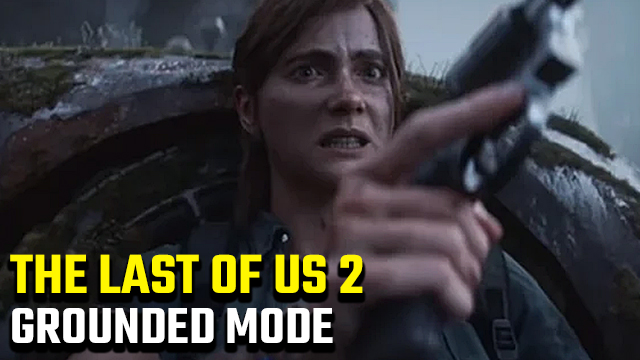 The Last of Us 2 Grounded Mode Release Date