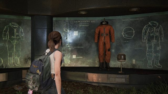 The Last of Us 2 Spacesuit Helmet SLS