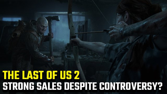 The Last of Us 2 sales numbers