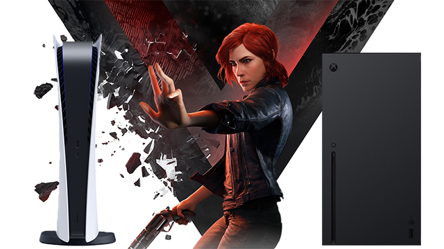 Control PS5 and Xbox Series X versions announced