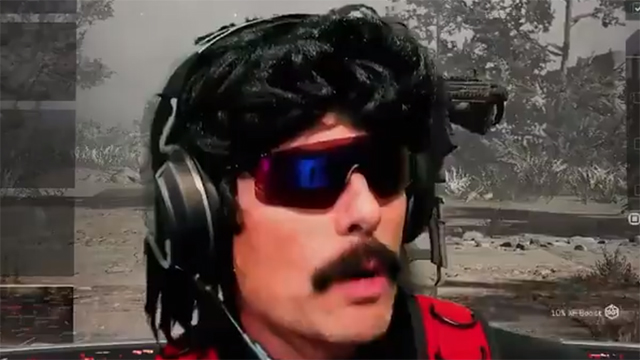 Dr DisRespect Banned From Twitch Again