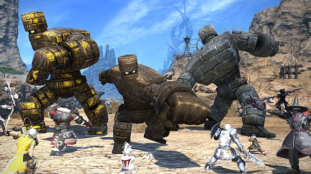 FFXIV dragon quest crossover event 2020 start end dates times