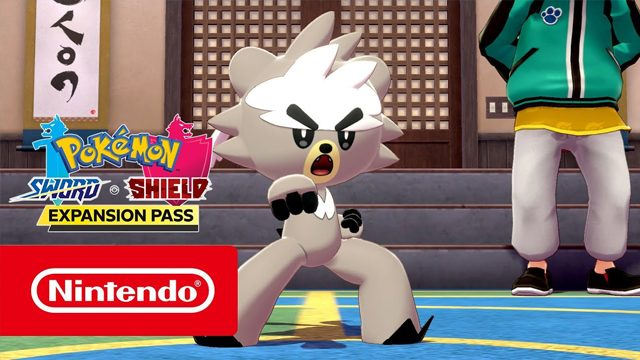 how to get to the Isle of Armor in Pokemon Sword and Shield